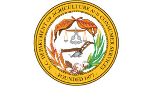 North Carolina Department of Agriculture and Consumer Services logo